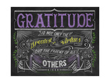 Greatest of Virtues Giclee Print by CJ Hughes