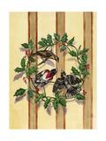 Rosebreasted Grosbeaks Giclee Print by Charlsie Kelly