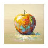 1 Apple Giclee Print by Edward Park