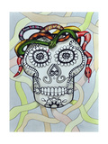 Serpientes Giclee Print by Charlsie Kelly