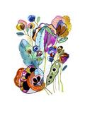 Wild Flowers Giclee Print by Cayena Blanca