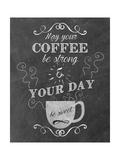 Sweet Coffee Giclee Print by Erin Clark