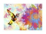 Hummingbird XVIII Giclee Print by Fernando Palma