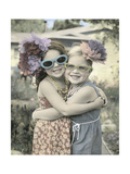 Fab Friends Giclee Print by Gail Goodwin