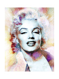 Monroe Mix 2-XLVII Giclee Print by Fernando Palma