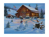Seasonal Memories Giclee Print by Geno Peoples