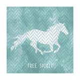 Horse 3 Giclee Print by Erin Clark