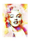 Monroe Mix 1-XLVI Giclee Print by Fernando Palma