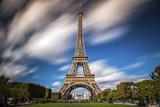 Eiffel I Fotografisk trykk av Giuseppe Torre