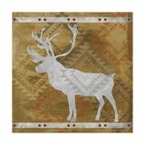 Deer Giclee Print by Erin Clark