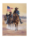 Buffalo Soldiers Giclee Print by Geno Peoples