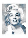Monroe Mix 5-L Giclee Print by Fernando Palma