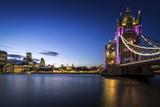 Tower Bridge 2 Fotografisk trykk av Giuseppe Torre