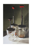 Food Processors Giclee Print by Denny Bond
