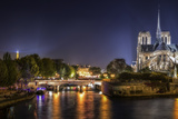 Notre Dame III Photographic Print by Giuseppe Torre