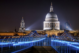 Millennium Bridge I Photographic Print by Giuseppe Torre