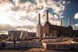 Pink Floyd Fotografisk trykk av Giuseppe Torre