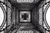 Eiffel II Fotografisk trykk av Giuseppe Torre