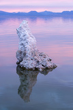 Pastel Tufa Photographic Print by Lance Kuehne