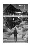 Wandering Giclee Print by Elo Marc