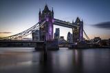 Tower Bridge Fotografisk trykk av Giuseppe Torre