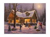 Family Tradition Giclee Print by Geno Peoples