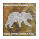 Bear Giclee Print by Erin Clark