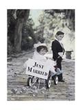 Recém-casados Impressão giclée por Gail Goodwin