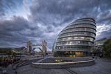 City Hall1 Fotografisk trykk av Giuseppe Torre