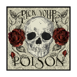 Pick Your Poison Giclee Print by Fiona Stokes-Gilbert