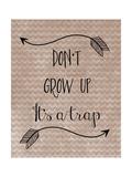 Grow Up Giclée-tryk af Erin Clark