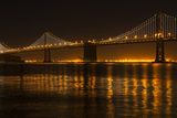 Bay Bridge Photographic Print by Lance Kuehne