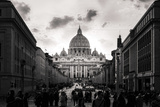 Vatican Photographic Print by Giuseppe Torre