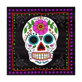 Sugar Skull II Giclee Print by Fiona Stokes-Gilbert