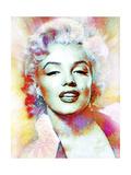 Monroe Mix 3-XLVIII Giclee Print by Fernando Palma