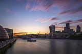 Thames Fotografisk trykk av Giuseppe Torre