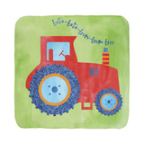 Tractor Giclee Print by Erin Clark