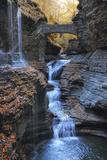 Rainbow Falls Photographic Print by Jessica Jenney