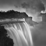 US Niagara Falls-1 Photographic Print by Moises Levy