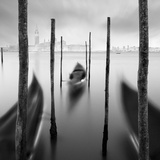 3 Gondolas Photographic Print by Moises Levy