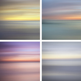Las 4 Estaciones Compo Photographic Print by Moises Levy