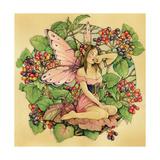 Autumns Morn 2 Giclee-trykk av Linda Ravenscroft