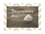 This Is My Happy Place Giclee Print by Tina Lavoie