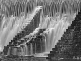 Stairs on Water Photographic Print by Moises Levy