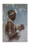 Silent Prayer Giclee Print by Michael Jackson