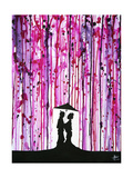 Wild Blossoms Giclee Print by Marc Allante