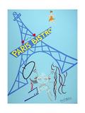 3COP Giclee Print by Pierre Henri Matisse