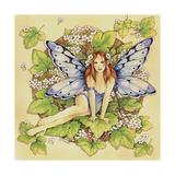 Guelder Rose Giclee-trykk av Linda Ravenscroft