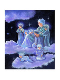 Grandmother Night Giclee Print by Judy Mastrangelo