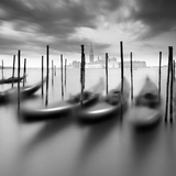 3 Gondolas 2 Photographic Print by Moises Levy